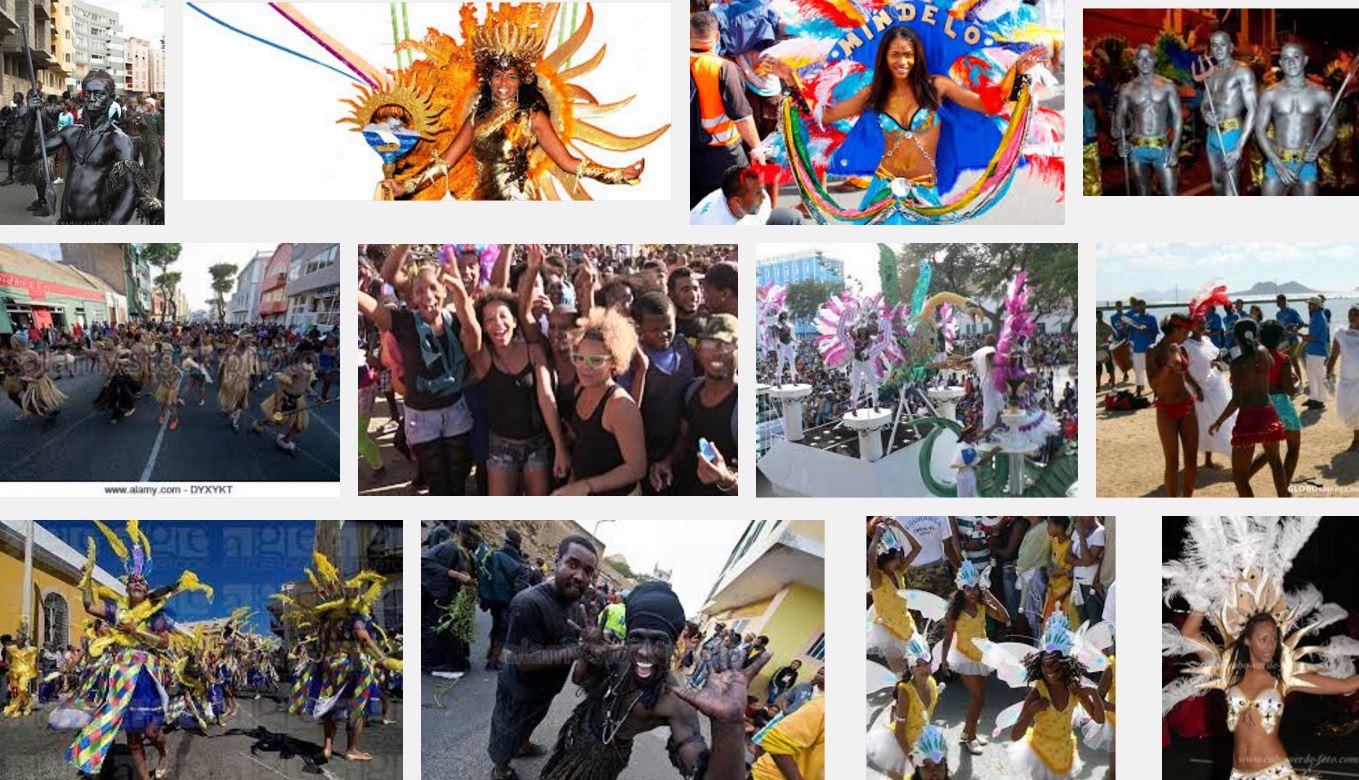 carnival in mindelo